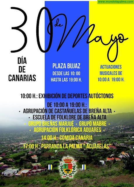 Día de Canarias en Breña Alta 2019