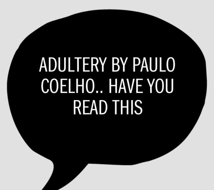 adultery paulo - paulo coelho books pdf