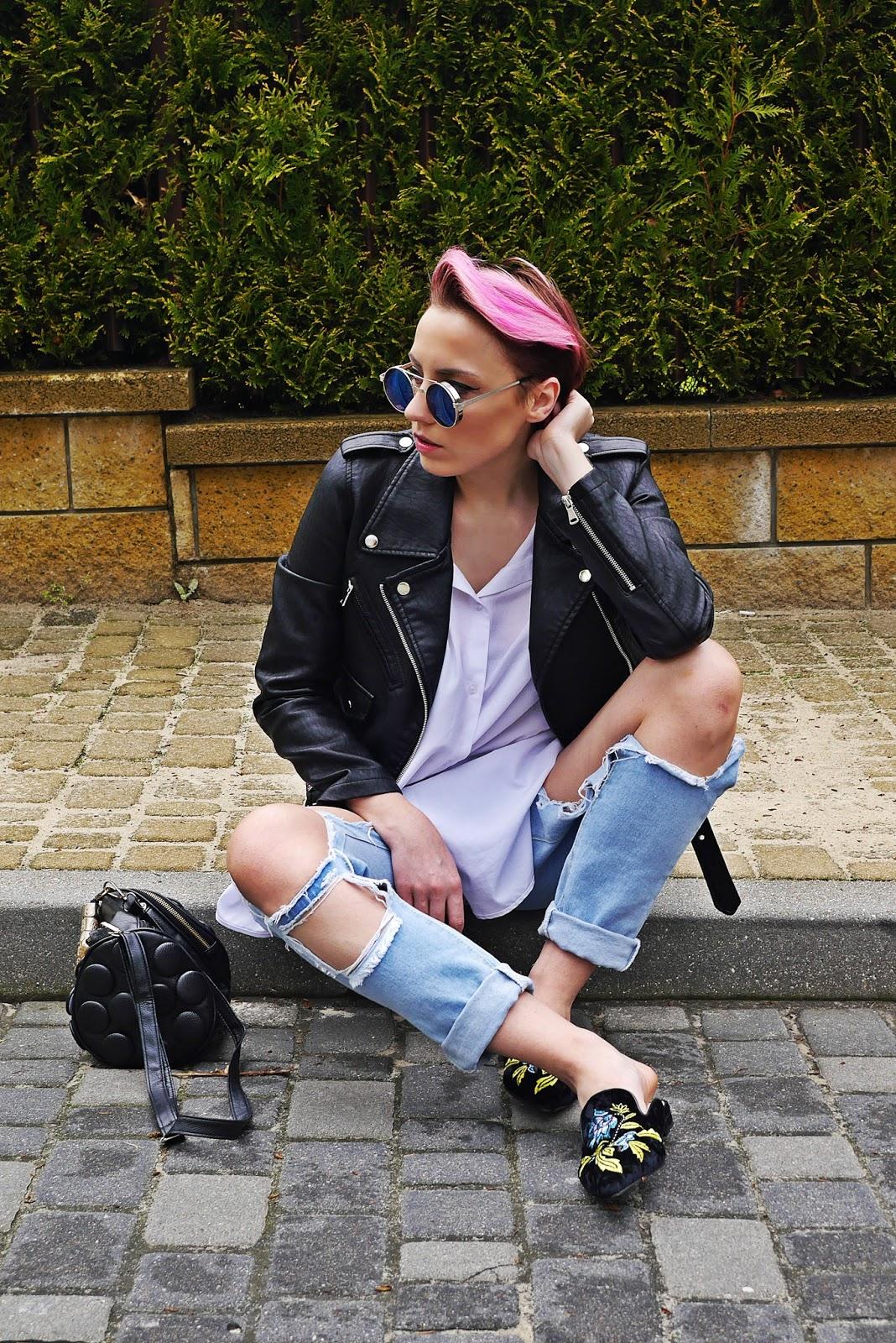 biker_jacket_gucci_mules_karyn_blog_ootd_look_pulawy_blogerka_090517
