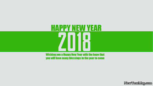 Happy New Year 2018 Wallpapers and Quotes in HD