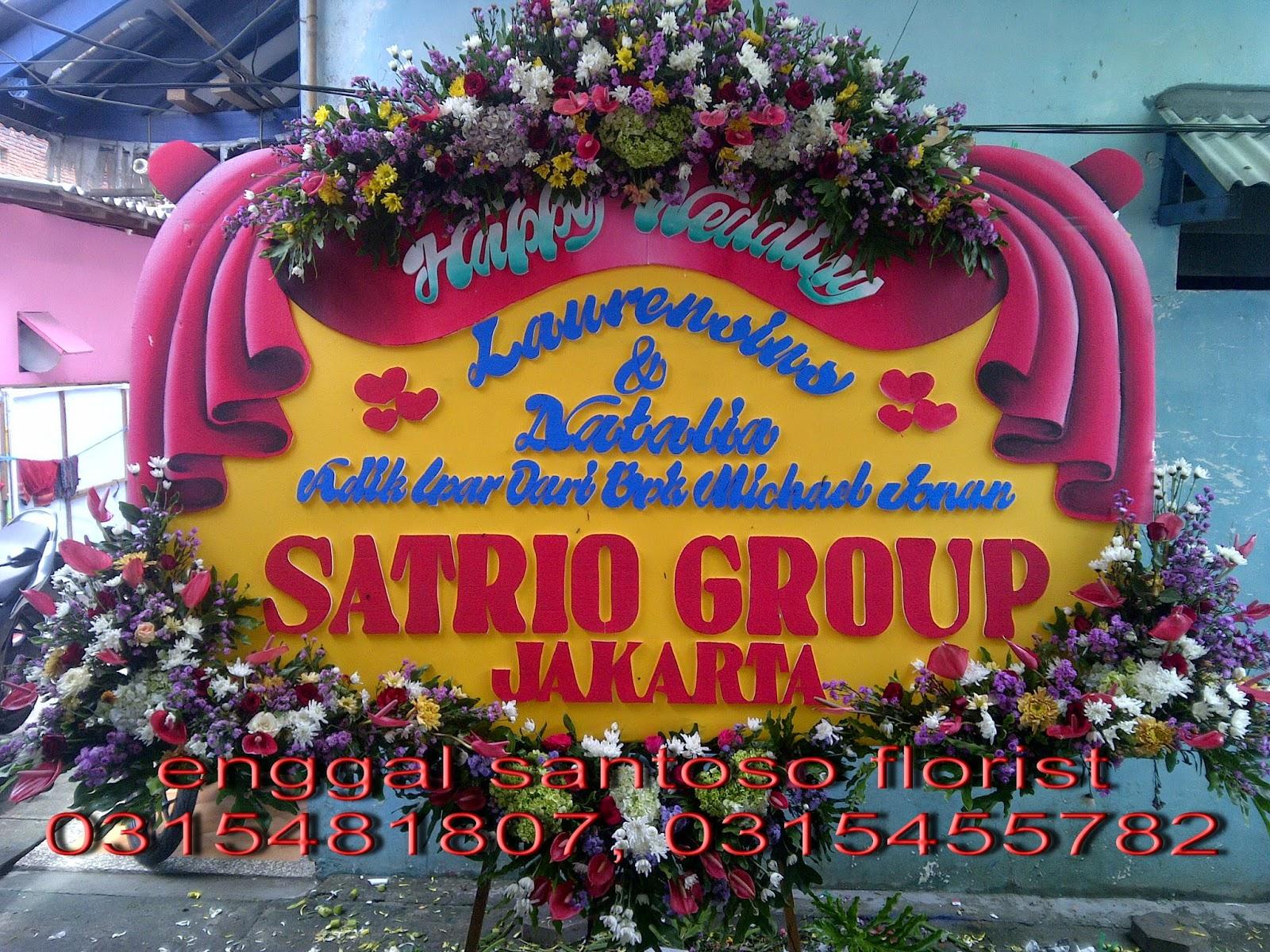 toko online karangan bunga papan ucapan surabaya