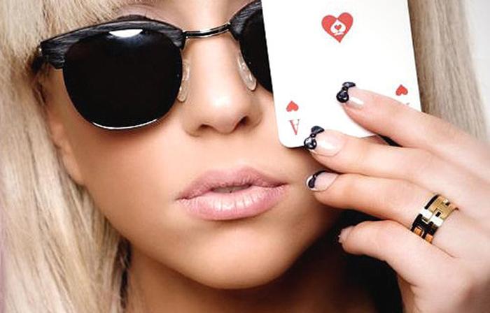 poker fashion