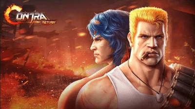 Garena Contra: Return Apk (Game Nostalgia)