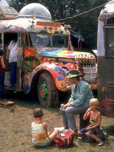 Woodstock, 1969, estado de Nova York