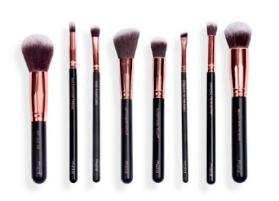 MOTD Cosmetics Lux Vegan Makeup Brush Essentials