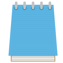 Notepad Folder Icon