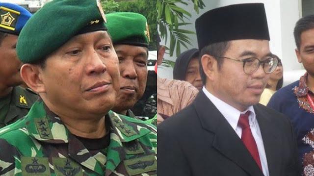 Yudi Latif Mengundurkan Diri dari BPIP, Suryo Prabowo: Ternyata Masih Ada yang Waras