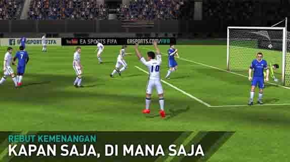 FIFA 17 Mobile Soccer v3.2.2 Apk Untuk Android