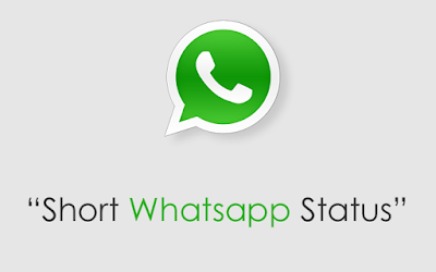 short-whatsapp-status