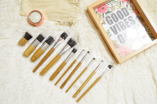 Gearbest Make-up Brush Set