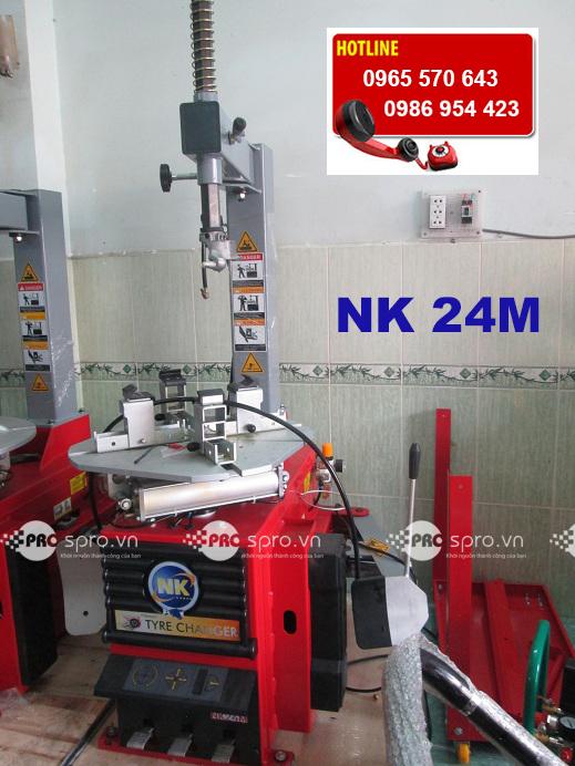 Máy ra vào vỏ chuyên dùng cho xe tay ga NK-24M