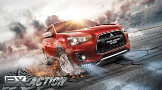 Mitsubishi outlander sport 2018