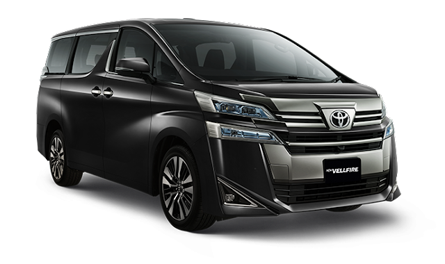 Toyota All New Vellfire Tahun 2018