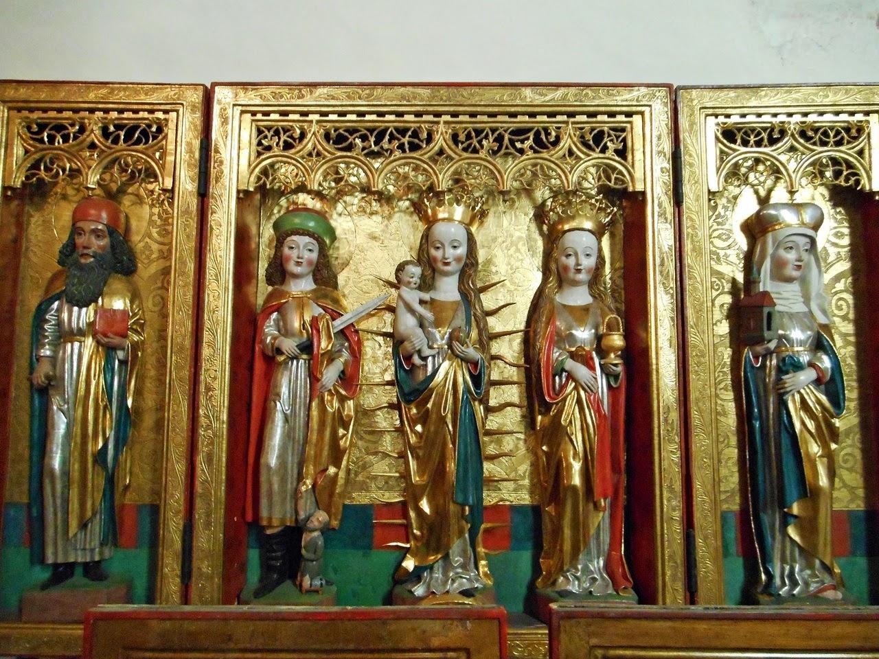 Mistrz z Gościeszowic, rzeźba, sztuka, kościół