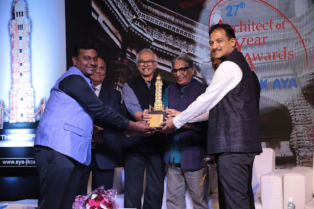JK Cement announces winners of the 27th edition of Architect of the Year Awards