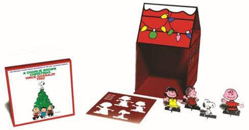 A Charlie Brown Christmas [Snoopy Doghouse Edition CD] #Giveaway #ThinkChristmas #CharlieBrown