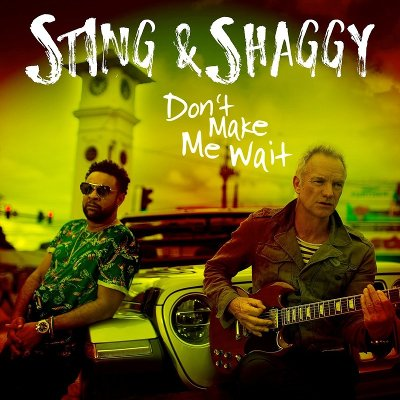 Sting and Shaggy announce their surprise collaborative album 44/876