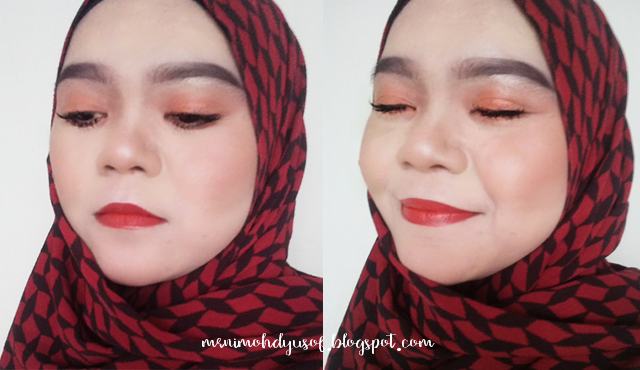 Smokey Orange makeupbymurnimy