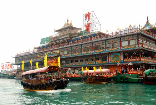 Jumbo Kingdom Floating Restaurant china