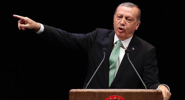 O presidente da Turquia, Recep Tayyip Erdogan, disse que altas taxas de juros alimentam a inflação e impedem o investimento.