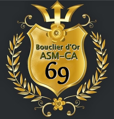ASM bouclier d'Or 69 victoires
