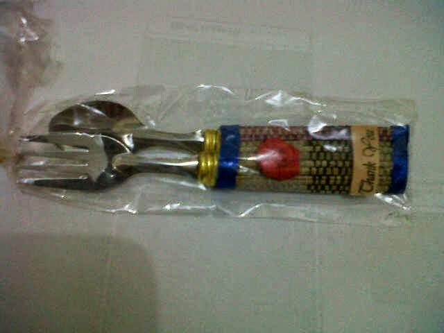 souvenir sendok