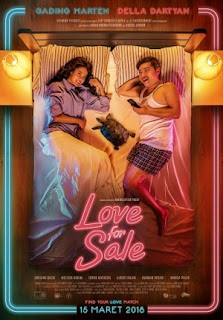 LOVE FOR SALE 2018