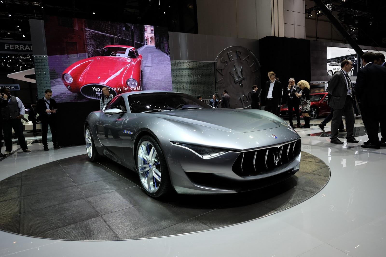 Maserati GranTurismo Is Now First Priority, Alfieri ...