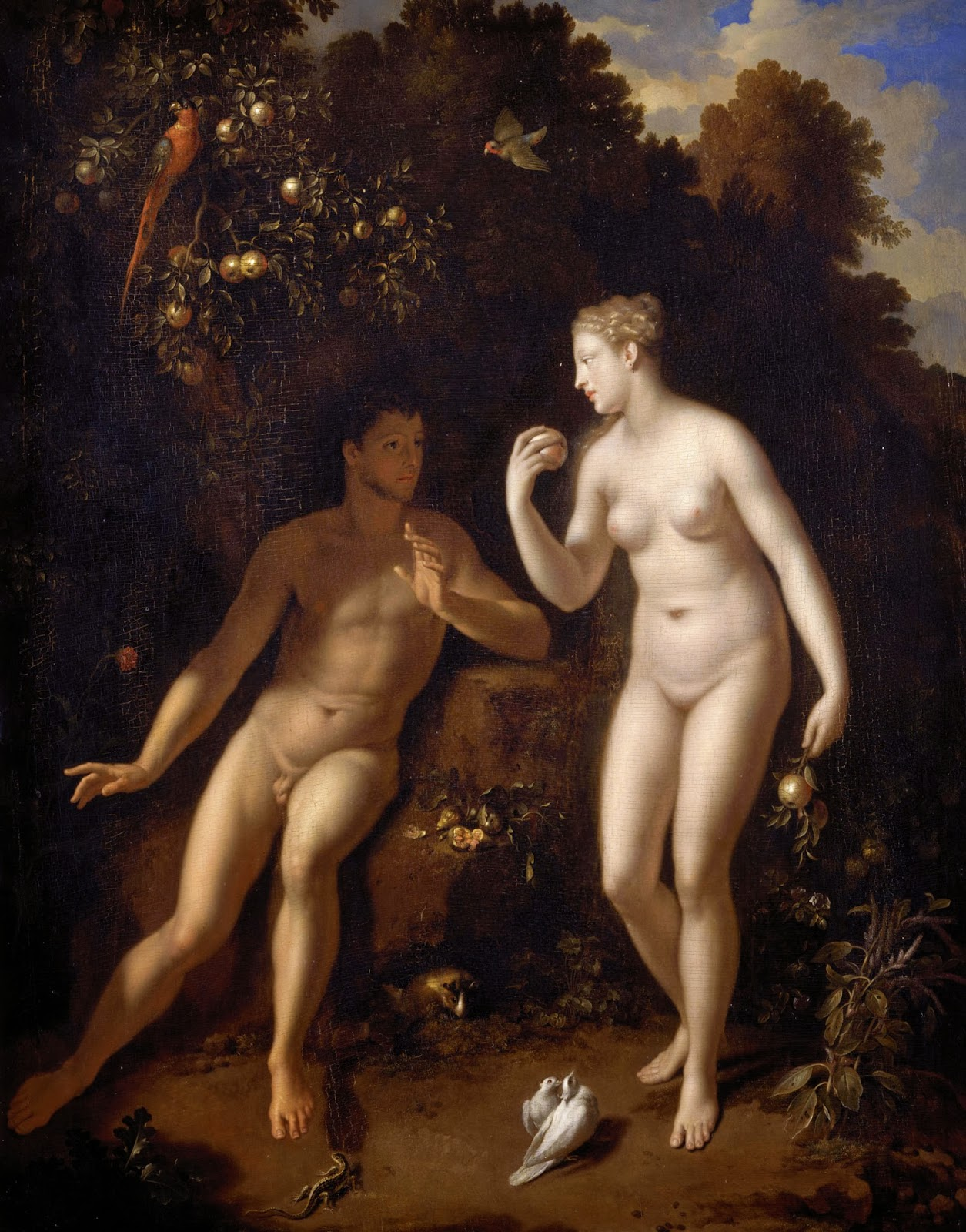 Naked dating show Adam and Eve to be shown in UK