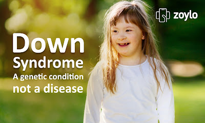 Down Syndrome - A genetic condition not a disease!