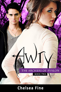 Cover Reveal: Awry by Chelsea Fine