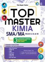 Top Master Kimia SMA/MA X, XI, dan XII