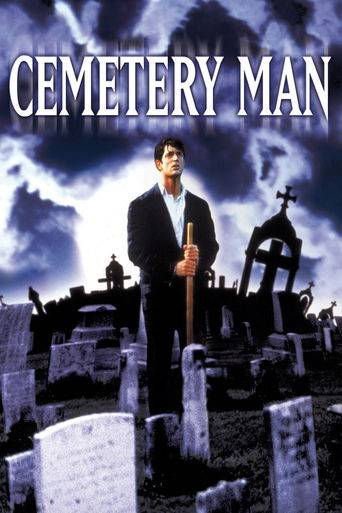 Cemetery Man (1994) ταινιες online seires oipeirates greek subs