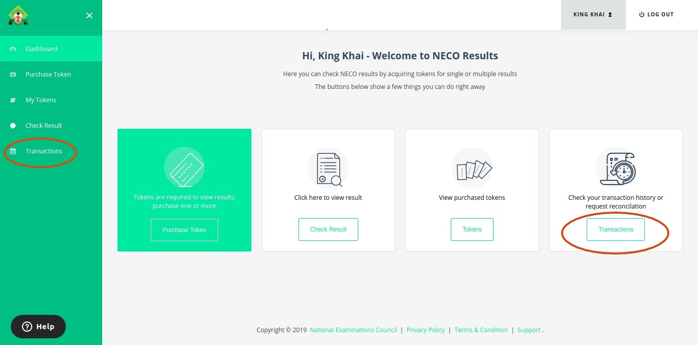 Purchase NECO Result Checker Token for SSCE & BECE [PHOTOS]