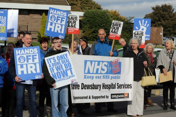 Take A&E decision out of local health chiefs' hands, say Lib Dems