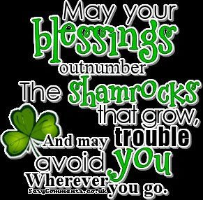 Happy St Patrick day quotes blessings 2018
