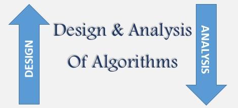 Design and Analysis of Algorithms (Cse 3-2)