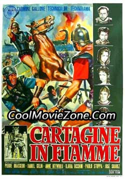 Carthage in Flames (1960)