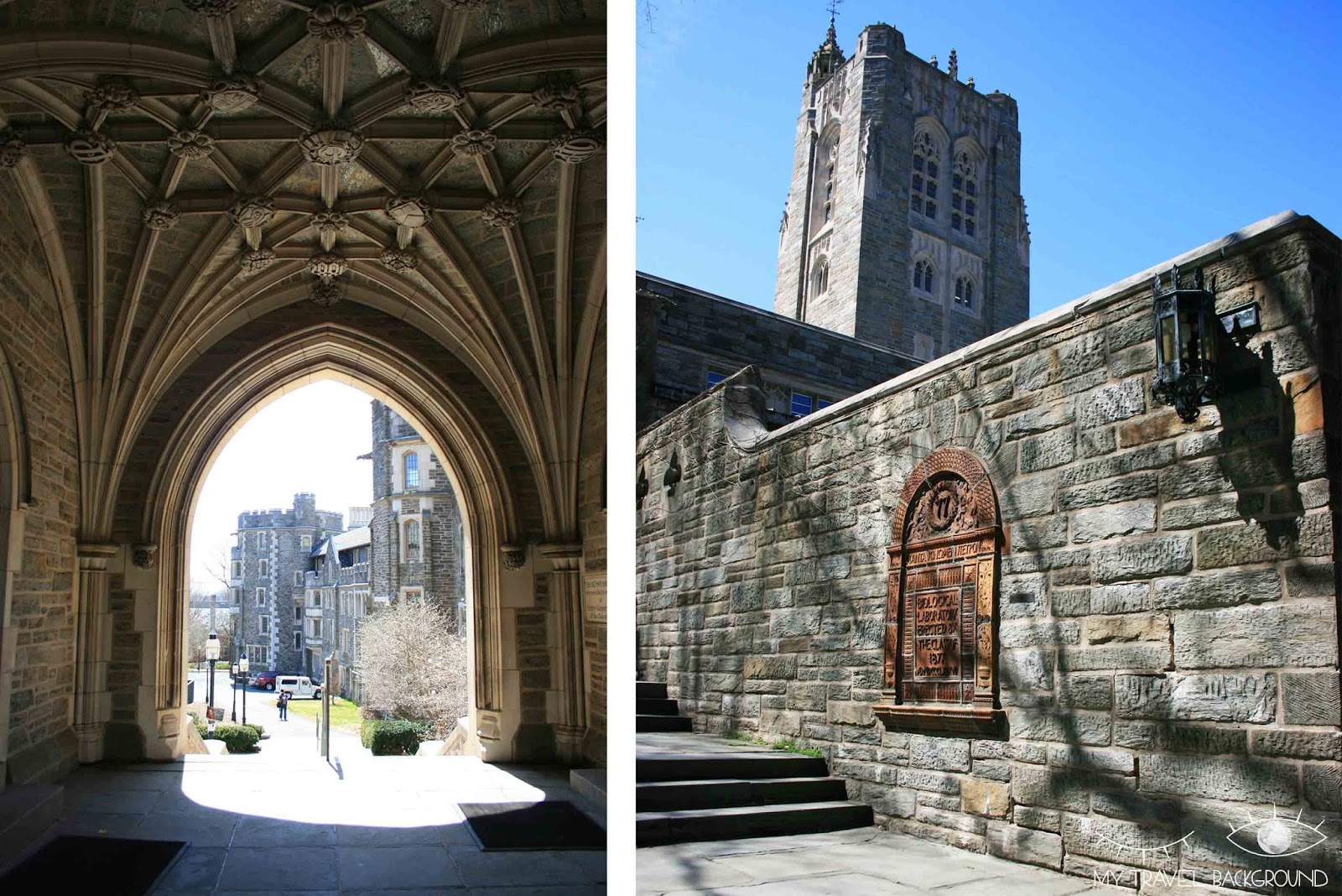 My Travel Background : Les principales universités américaines de la côte Nord-Est - Princeton University