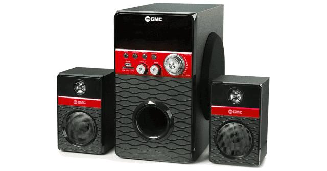 Speaker Aktif GMC 888R