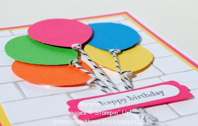 Balloon Bouquet, Happy Birthday