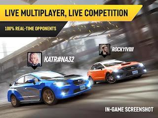 Game đua xe dành CUP cho android