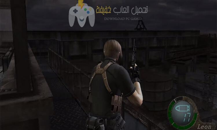 تحميل لعبة رزدنت ايفل 4 Resident Evil للكمبيوتر