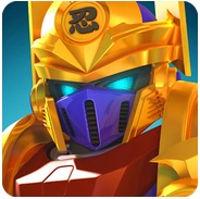 Herobots Build to Battle MOD APK