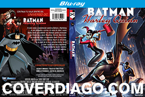 Batman & Harley Quinn - BLURAY