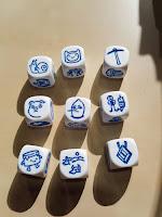 Story Cubes - hora de aventuras