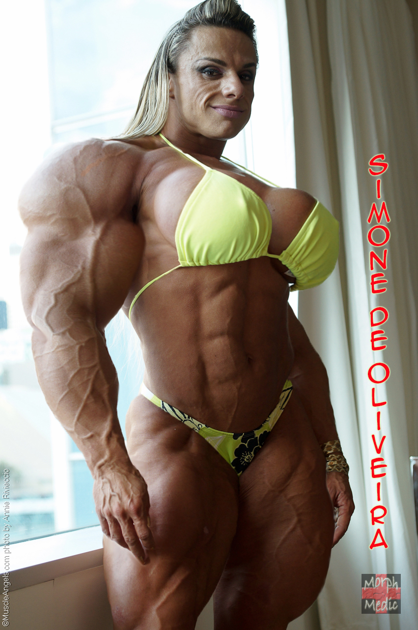 Nude Female Muscle Pics