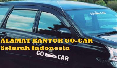 alamat go-car, alamat kantor go car, kantor go car gojek, alamat go car indonesia