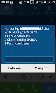 Cek Nomor Kartu Indosat