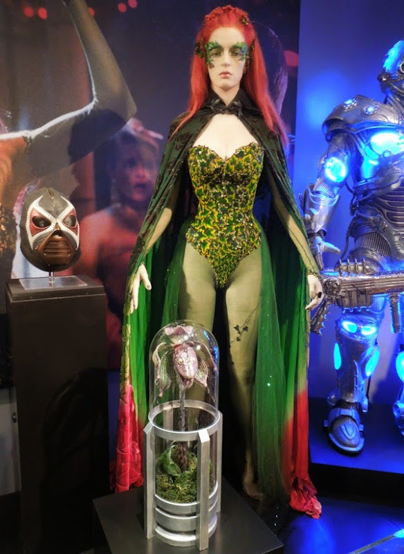 Original Poison Ivy Batman and Robin movie costume